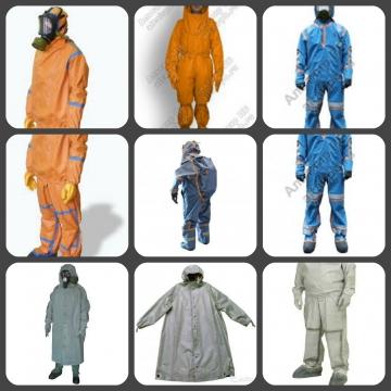 Изолирующая и фильтрующая защитная одежда