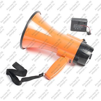 Ручной мегафон громкоговоритель 206RU