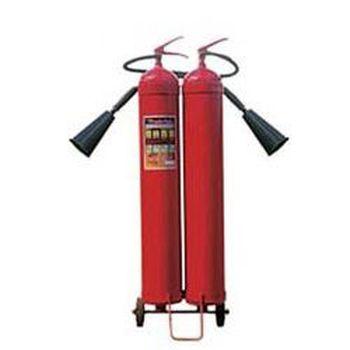 Углекислотный огнетушитель (ОУ-20)
