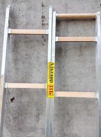 Лестница штурмовая спортивная с титановым крюком. Складная Чехол в комплекте. Для ППС