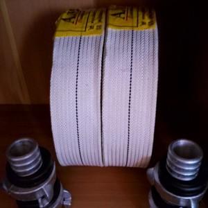 Пара спортивных рукавов в сборе с ГР-50 (Ротт) (цвет белый)