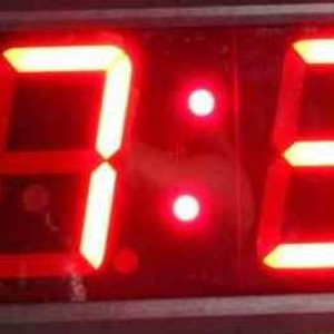 Табло (хронометраж) для пожарно-прикладного спорта