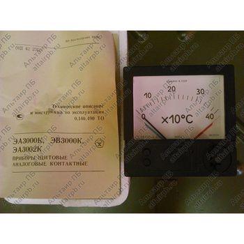 ЭВ 3000К контактный щитовой прибор