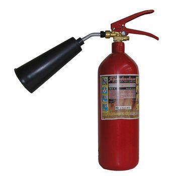 Углекислотный огнетушитель ОУ-1
