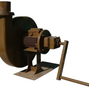 Вентилятор электроручной ЭРВ-49 (с хранения)