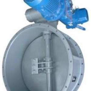 Клапан герметический ИА 01009-300 с электроприводом приводом