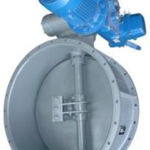 Клапан герметический ИА 01009-400 с электроприводом