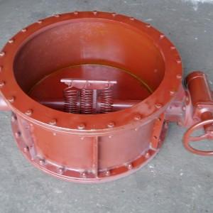Клапан герметический ИА 01010-600 с ручным приводом