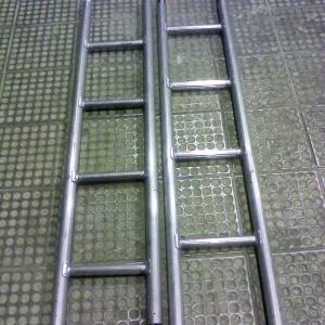 Разборная лестница-палка спортивная для соревнований по пожарно-прикладному спорту (2 части)